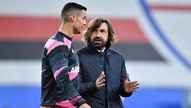 Photo of بيرلو يفسر سبب غضب رونالدو بعد استبداله في مباراة إنتر ميلان