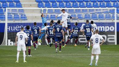 Photo of رفع رصيده بعد هذا الفوز، إلى 43 نقطة… ريال مدريد يفلت من كمين هويسكا