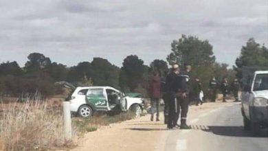 Photo of وفاة دركي وإصابة شخصين إثر حادث مرور في الشارف بالجلفة