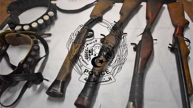 Photo of كانوا في موكب زفاف بخنشلة… أمن أولاد رشاش يوقف 3 أشخاص ويحجز أسلحة نارية