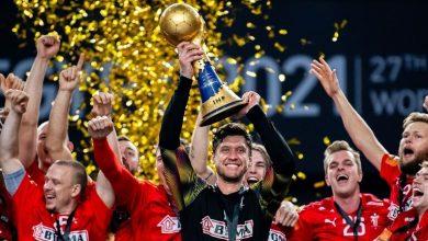 Photo of الدنمارك تتوج بكأس العالم لكرة اليد للمرة الثانية في تاريخها