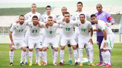 Photo of المنتخب الجزائري معفى من تصفيات كأس العرب للأمم 2021