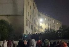 Photo of حريق بالإقامة الجامعية للبنات أولاد فايت 3 بالعاصمة