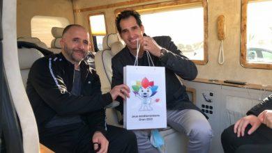 Photo of في بيان للإتحادية الجزائرية لكرة القدم … بلماضي يروج لألعاب البحر المتوسط بوهران 2022
