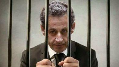 Photo of منها سنة واحدة نافذة… الحكم بالسجن 3 سنوات على الرئيس الفرنسي الأسبق نيكولا ساركوزي