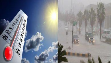 Photo of الأرصاد الجوية: عودة الثلوج والأمطار الغزيرة بداية من الغد