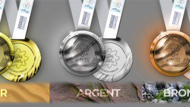 Photo of مروان خياط يفوز بالمسابقة الفنية الخاصة بتصميم ميدالية ألعاب البحر الأبيض المتوسط 2022