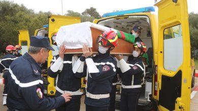 Photo of وهران تحتفي بعيد النصر…إعادة دفن رفاة 04 شهداء الذين سقطوا في ميدان الشرف ببوتليليس