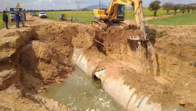 """Photo of وهران:تذبذب في توزيع المياه بسبب عطب مفاجئ في قناة """"الماو"""""""