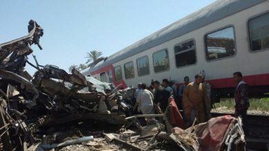 Photo of مصر: ارتفاع حصيلة الإصابات في حادث قطاري سوهاج إلى 165