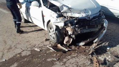Photo of 5 قتلى و3 جرحى في حادث مرور  ببلدية مشونش ببسكرة