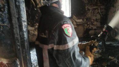 Photo of الحماية المدنية.. 4 ضحايا في حريق شبّ بمنزل فردي في بومرداس