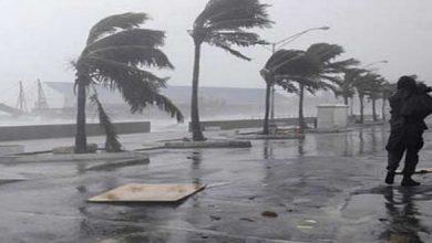 Photo of رياح قوية على السواحل الغربية اليوم الجمعة