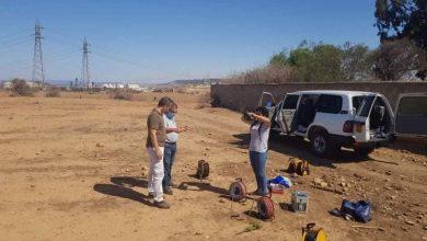 "Photo of اكتشاف بقايا موقع أثري يعود إلى العصر الوسيط ببلدية البرية ""وهران"""
