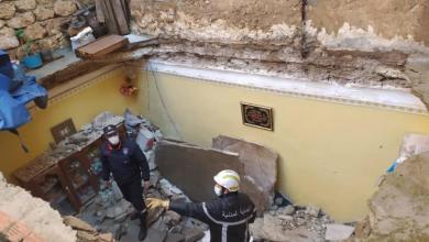 Photo of وهران: جريح في انهيار سقف منزل بحي اللوز