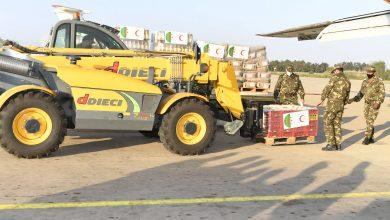 Photo of الجزائر ترسل 60 طنا من المساعدات الغذائية إلى النيجر