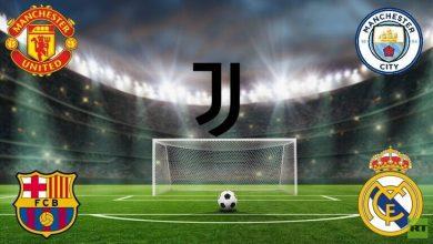 Photo of رغم معارضة الفيفا.. الإعلان رسميا عن دوري السوبر الجديد والأندية المشاركة