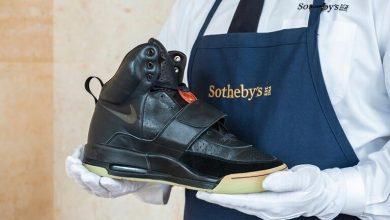 "Photo of حذاء رياضي ""لشخصية شهيرة"" يباع بسعر خيالي بمبلغ 1.8 مليون دولار"