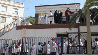 Photo of عمال الصحة….  صب الشطر الثالث من منحة كوفيد-19