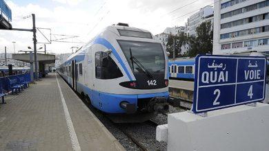 Photo of قطار يدهس امرأة بمحطة موزاية في البليدة