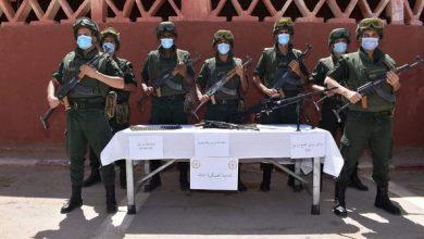 Photo of الجيش الوطني الشعبي…توقيف (05) عناصر دعم للجماعات الإرهابية بوهران