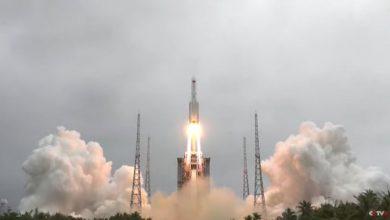Photo of دار التقويم القطري تكشف… هذه هي مسافة ارتفاع الصاروخ الصيني عن الأرض