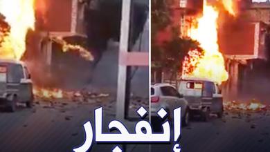Photo of بجاية: إنفجار كبير داخل محل بيع المبيدات بالجملة يتسبب في حريق مهول بأقبو