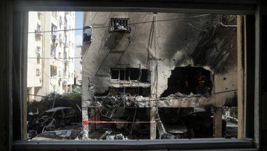 Photo of عسقلان تحت النار … جرحى إسرائيليون في قصف فلسطيني متواصل وغير مسبوق للمدينة
