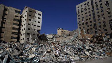 Photo of ارتفاع حصيلة العدوان الصهيوني على غزة إلى 227 شهيدا