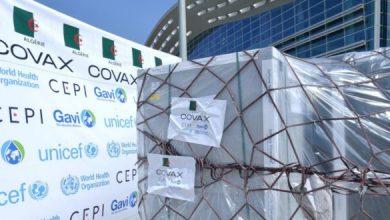 Photo of الجزائر تستلم أكثر من 758 ألف جرعة لقاح مضاد لفيروس كورونا.. نحو استقبال 500 ألف جرعة أخرى الإثنين القادم