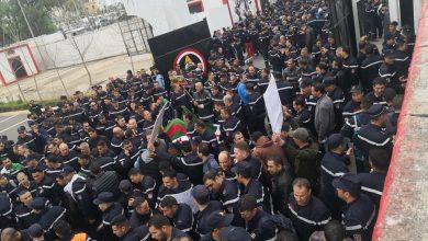 Photo of توقيف 230 عون حماية مدنية ممن خرجوا في مسيرات أمس ومباشرة إجراءات المتابعة القضائية ضدهم