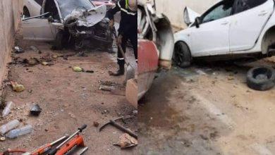 Photo of وهران: قتيل و3 جرحى في اصطدام سيارتين سياحيتين