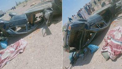 Photo of المسيلة: وفاة 3 أشخاص وإصابة 5 آخرين بجروح في حادث مرور ببلدية سليم