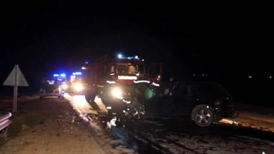 Photo of الأغواط: 3 قتلى وجريحين إثر تصادم بين سيارتين في آفلو