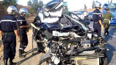 Photo of وفاة 16 شخصًا وإصابة 487 آخرين بجروح في حوادث المرور خلال يومي العيد
