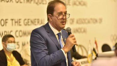 Photo of في الإنتخابات التي جرت بمصر… بيراف على رأس إتحاد اللجان الأولمبية الإفريقية لعهدة جديدة