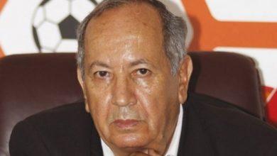 """Photo of تعيين محمد مشرارة مستشارا لرئيس """"فاف"""""""
