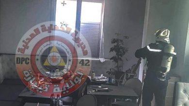 Photo of تيبازة: حريق بمعطم يتسبب في إختناق 8 طالبات
