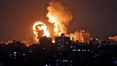 Photo of غزة: ارتفاع حصيلة قصف الاحتلال إلى 24 شهيدا