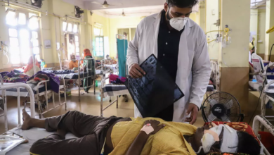 "Photo of لم تستفق بعد من كورونا…الهند تحصي 200 مصاب بمرض ""الفطر الأسود"" في نيودلهي"