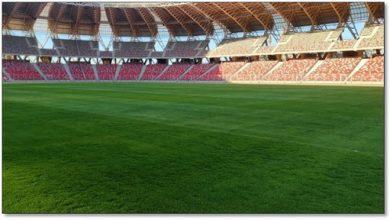 Photo of ملعب وهران الجديد جاهز لاستقبال منتخب المحليين