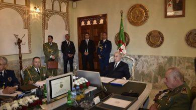 Photo of اجتماع المجلس الأعلى للأمن… تصنيف حركتي الماك ورشاد ضمن قائمة المنظمات الإرهابية