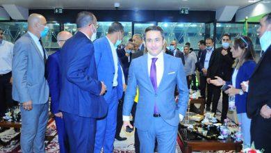 "Photo of خالدي يأمر بالتحقيق في ""حفلة شواء"" ملعب وهران الجديد"