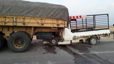 Photo of وفاة شخصين وإصابة آخر بجروح خطيرة في حادث مرور بالأغواط