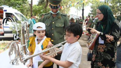 Photo of بمناسبة اليوم العالمي للطفولة…  قيادة الحرس الجمهوري تفتح أبوابها لأطفال ذوي الاحتياجات الخاصة