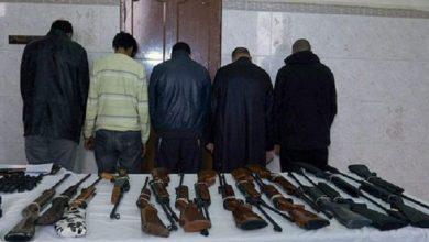 Photo of تفكيك شبكة مختصة في المتاجرة بالأسلحة النارية بتيارت