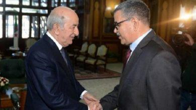 Photo of الوزير الأول يقدم استقالة الحكومة لرئيس الجمهورية اليوم الخميس