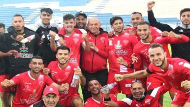 """Photo of """"الحمراوة"""" يصرّون على التأهل أمام """"الزيانيين"""" وفك عقدة زبانة"""