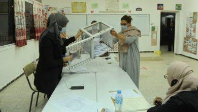 Photo of النسب النهائية الأولية المشاركة في الإنتخابات التشريعية عند غلق مكاتب التصويت