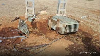 Photo of تعرض 3 محولات كهربائية للتخريب وسرقة النحاس بوهران